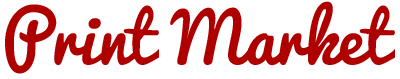 Print Market Logo
